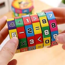 New Arrival Slide puzzle Mathematics Numbers Magic Cube Toy Kids Learn Education