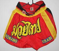 Muay Thai Ao Nang Krabi Thai Boxing shorts Size XL