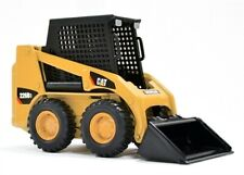 55268 Norscot CAT 226B3 Skid Steer Loader w/Work Tools 1/32 Scale Die-Cast