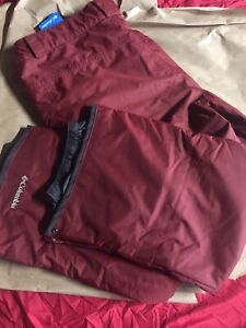 Columbia Omni Tech Pants SIZE XXL  New With Tags Free Shipping