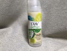 Olay Fresh Effects Out Of This Swirled Deep Pore Clean Plus Exfoliating Scrub