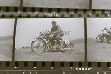 49 tolle alte Negative - Motorradrennen , Stadt, Frankreich, Soldaten, Frontkino