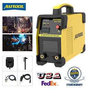 110V 220V Digital Welding Machine MMA ARC Stick Welder IGBT DC Inverter Welder