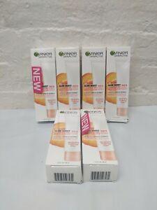 6X Garnier SkinActive Glow Boost Illuminating Moisturizer, Apricot Extract 2 oz