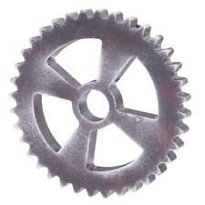 12cm Decorative Vintage Industrial Wooden Gear Wheel Wall Hanging Decor #B
