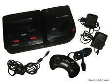 # Sega Mega-CD 2 Set + gioco // porta finiti e pronti all'uso #