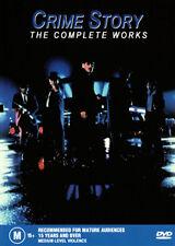 Dennis Farina Tony Denison CRIME STORY: THE COMPLETE WORKS (TV PILOT MOVIE) DVD