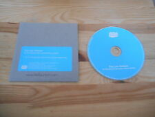 CD Indie The Low Anthem - To The Ghosts Who Write (1 Song) Promo BELLA UNION cb