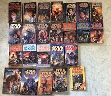 Star Wars Vintage Novels Books