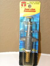 Tempo Fuel Line Comnnecgtor #220160 Model #421
