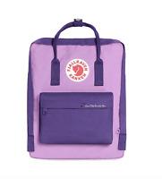 Fjallraven Kanken Save the Arctic Fox Backpack 23495 Purple Orchid(F) USA Seller