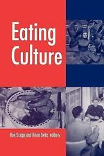 NEW Eating Culture by Paperback Book (English) Free Shipping