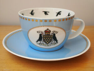 Dunoon - Rare Breakfast Set Commissioned by The Duke & Duchess of Cornwall