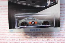 2016 Hot Wheels BMW Series WALMART 7/8 gray BMW Z4 M