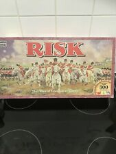 Risk The World Conquest Game - Parker - 1992 - Board Game