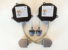 2x New OEM 04-05 Subaru Impreza WRX STI Xenon HID Headlight Ballast & D2R Bulb