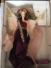 Pre owned 1998 ventricule ANGEL BARBIE-ANGELS OF MUSIC COLLECTION