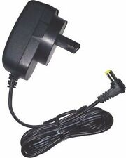 UNIDEN AC 240v 9V POWER ADAPTOR AAD-041S FOR CORDLESS PHONE MAIN BASE ONLY YELOW