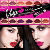 LA Girl USA Matte Pigment Lip Gloss  16 Shades