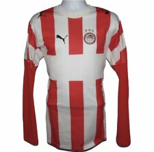 More details for 2006-2007 olympiakos home football shirt, l/s, puma, large (excellent condition)