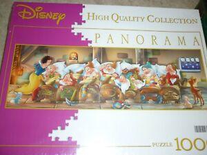 Disney puzzle blanche neige neuf 1000 pièces