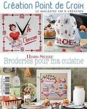 French cross stitch magazine Creation point de croix No.28 Special