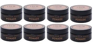 American Crew Classic Style Pomade 50g Pack of 8