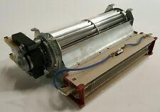 QUIET ELECTRIC LOG FIREPLACE/STOVE HEAT/HEATER BLOWER INSERT SQUIRREL FAN/MOTOR