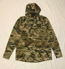 Under Armour Tech Terry Hydro Hoodie Men's Size Large Barren Camo 1325603- 99 NW