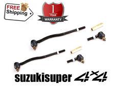 2  x  Suzuki Vitara Adjustable Front Tie Rod End Kit 1988-1998 Pair