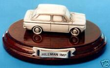 HILLMAN IMP - SOLID PEWTER MODEL CAR -  ROOTES CHRYSLER