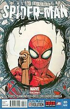 SUPERIOR SPIDERMAN 5 RARE 2nd PRINT VARIANT COVER AMAZING PRINTING PRT