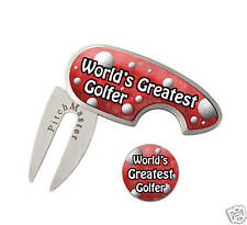 Golf Divot Tool World's Greatest Golfer