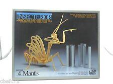 1981 Yonezawa Toys Tatsuya Kodaka Design 4 Mantis Die Stamped Wood Model