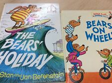 Two Beginner Books for Beginning Readers by Stan and Jan Berenstain #915