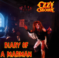 Ozzy Osbourne • Diary Of A Madman CD 1981 Epic / Legacy Records 2011 •• NEW ••