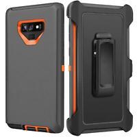 For Samsung Galaxy NOTE9,Heavy Duty Defender Case Hybrid w/ Clip Fit Otterbox GO