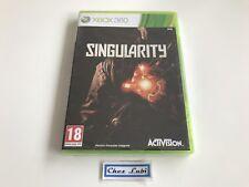 Singularity - Microsoft Xbox 360 - FR - Neuf Sous Blister