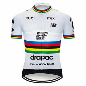 2021 Road Mens Team Racing Cycling Short Sleeve Jersey Top