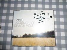 Travis, Writing to Reach You (Single) CD, free p+p