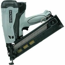 Hitachi NT65GAP9 15 Gauge 2-1/2-Inch Gas Powered Angled Finish Nailer