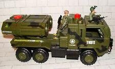 1:18 Lanard  Sentinel 1 6x6 Wheeled Launch Rocket System (MLRS) Vehicle Truck