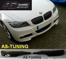 Frontlippe Flaps Frontspoiler BMW E90 E91 M-PAKET 09-12Bj. Facelift + Kleber