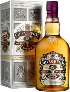 Chivas Regal 12 Jahre 40.0% 0,7l