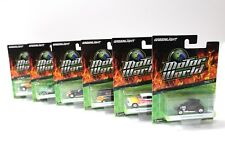 1:64 Greenlight Motor World *Series 17* VW, TOPO -6pcs NEW bei PREMIUM-MODELCARS