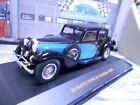 BUGATTI Type 57 Galibier 1935 Oldtimer IXO Museum Rar 1:43