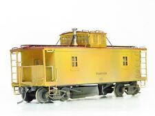 MOW TRAINS HO NJ Custom Brass CANADIAN NATIONAL Flanger 01 Work Train MWKD5