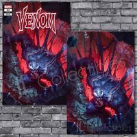 🔥 Venom #31 Woo Chul Lee Trade Dress + Virgin Variant Set of 2 NM Pre-Order NM!