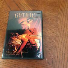Gothic (DVD, 2000)