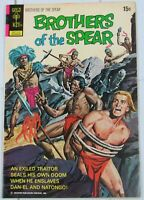 Brothers of the Spear #3 Dec. 1972, Gold Key Comics